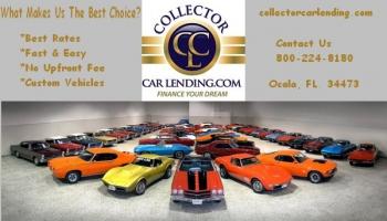 FinancingCollectorCarLendingAdLGx