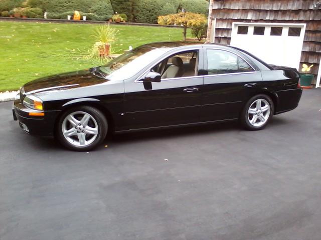 lincoln ls8 cars long island classic cars. Black Bedroom Furniture Sets. Home Design Ideas