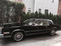 1982 Black Cadillac Eldorado - Rolls-Royce Grille - Original Owner - $12,500