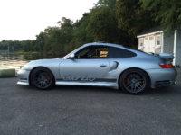 2002 Porsche 911 996 Turbo