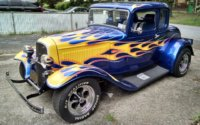 REAL STEEL 32 Ford!