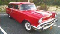 Rare 2 DR Chevy Wagon