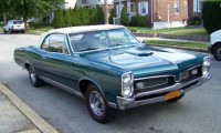 1967 Pontiac GTO Convertible- ALL NUMBERS MATCH- NO RUST