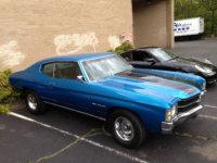 1971 Chevelle Classic 400