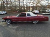 1975 Cadillac Coupe DeVille