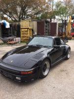 1986 Porsche 930 Turbo Slantnose