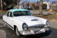 1954 Kaiser Manhattan 4 Door Sedan
