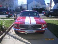 1967 Mustang Fastback GT