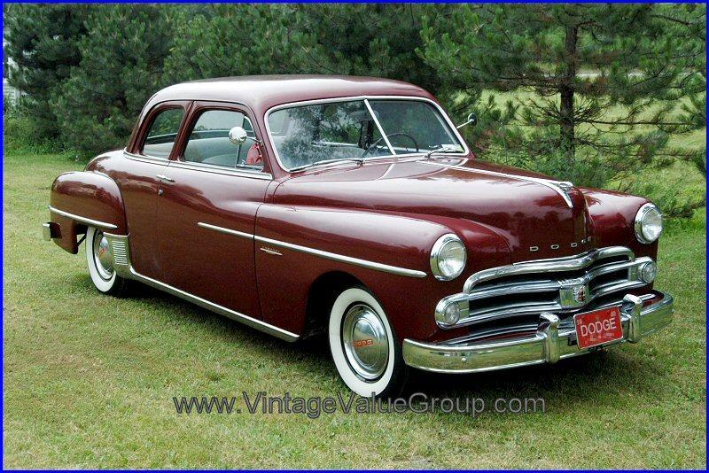 Tv movie registered listings long island classic cars for 1950 dodge coronet 2 door